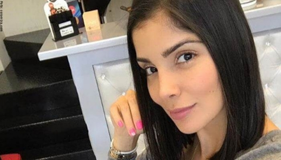 ¿Andreina Fiallo tiene un nuevo amor y ya la hizo llorar?