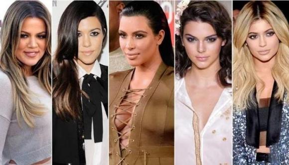 Kardashian alborota las redes, ¡sin nada de nada! (O casi)