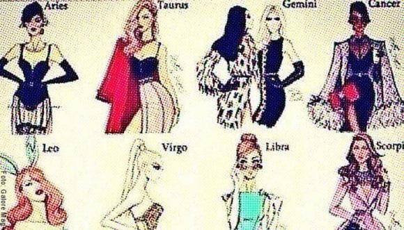 Signos del Zodiaco con más sentido de la moda
