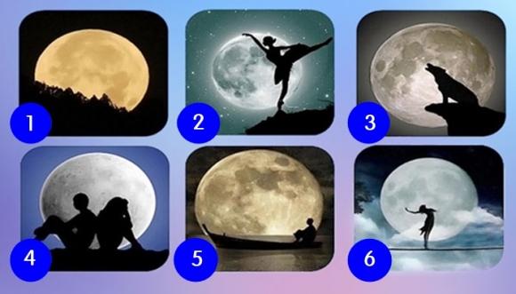 Una de estas lunas revelará algo de tu personalidad
