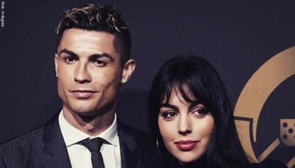 Novia de Cristiano Ronaldo hizo el bikinazo y causa conmoción