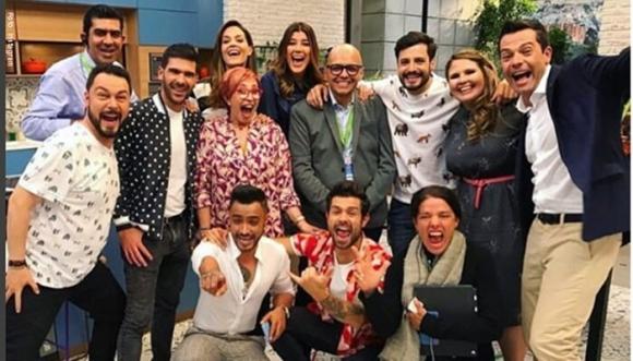 Iván Lalinde confundió RCN con Caracol ¿qué pasó?