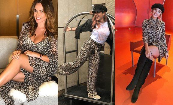 9 famosas colombianas muestran su lado más animal