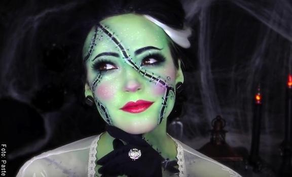 ¿Cómo usar maquillaje de Halloween sin maltratar tu piel?