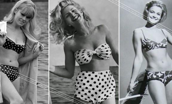El mundo se partió en dos gracias al bikini