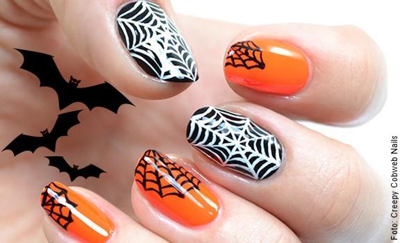 Decoración De Uñas Para Halloween Que Te Encantará Vibra
