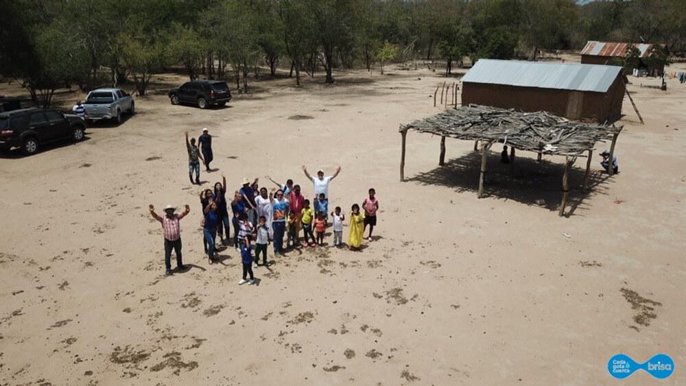 La Comunidad de Cardonales en la Guajira no saluda