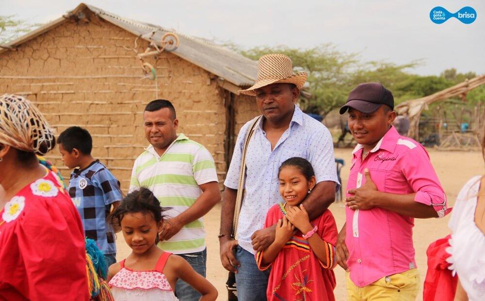Niños, ancianos y adultos de la comunidad de Cardonales por fin tendrán agua potable en su región