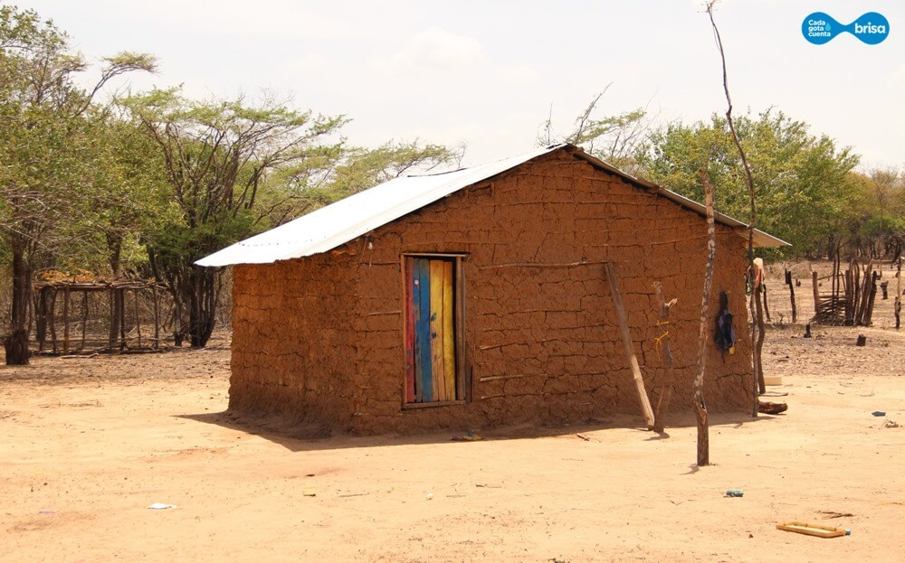 Casas de bahareque de la Comunidad de Cardonales