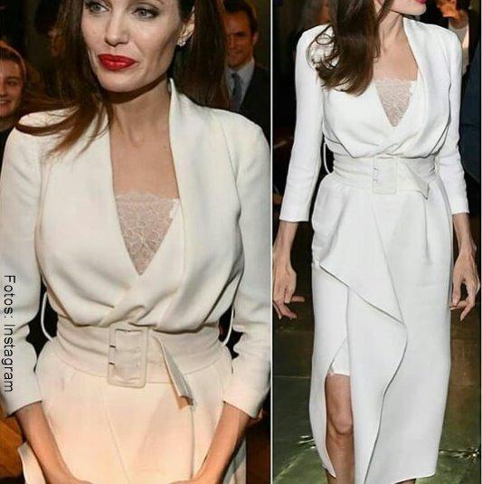 Angelina Jolie nuevamente preocupa a fans por su delgadez