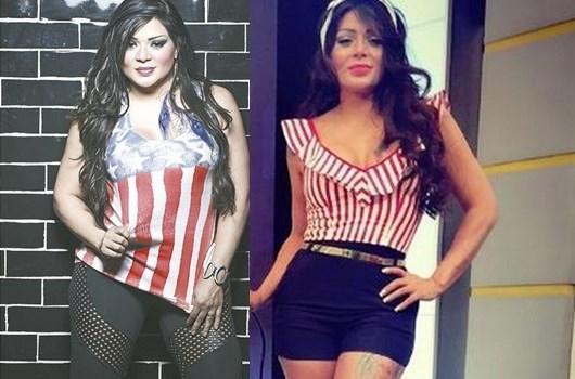 Foto de Marbelle antes y después