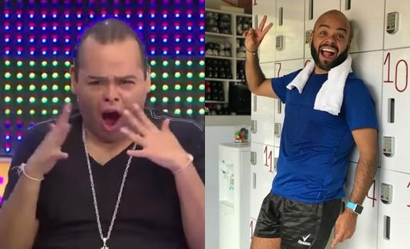 Impresionantes cambios físicos de los presentadores de 'La Red'