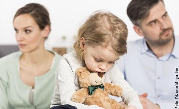 Pautas de crianza para padres separados