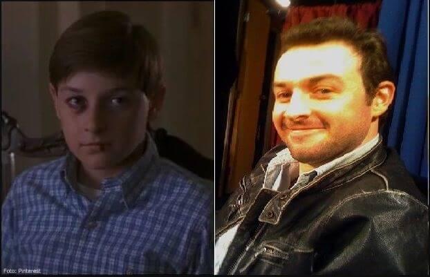 Adam Hann-Byrd antes y después