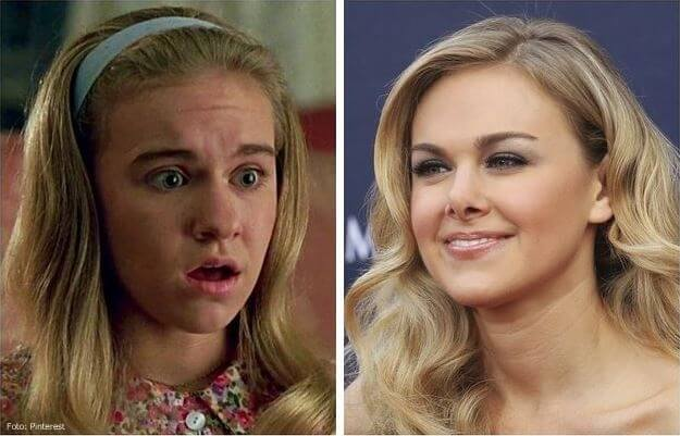 Laura Bell Bundy antes y después