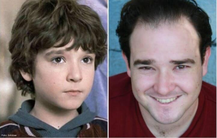 Bradley Pierce antes y después