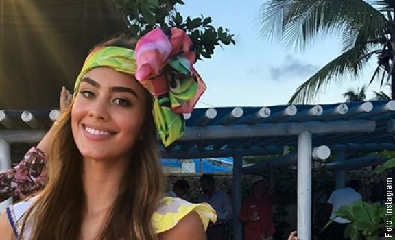 Foto de la Señorita Colombia 2018