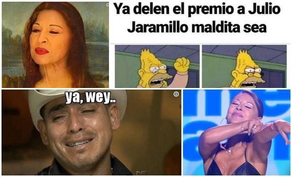 Final de Yo me llamo Colombia causó avalancha de memes