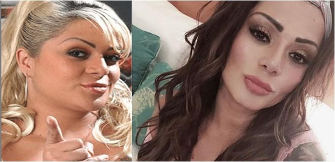 Fotos antes y después de Marbelle
