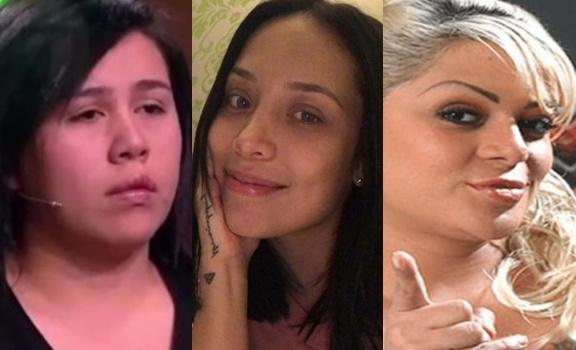 Impresionantes cambios físicos de famosas colombianas en 2018