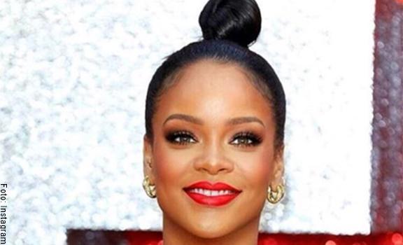 Lencería de Rihanna enloquece a usuarios de Instagram