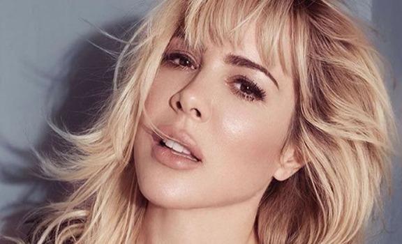 Natalia París: Instagram estalló con su sensual tanga