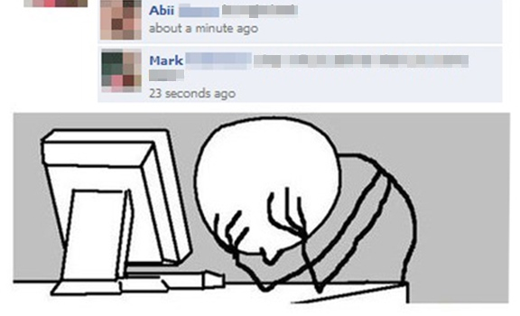Personas que nunca debieron abrir Facebook