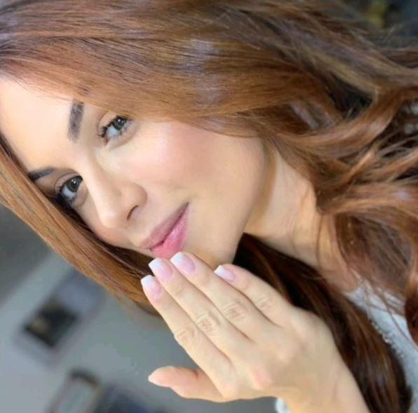 Cambio de look Sara Uribe