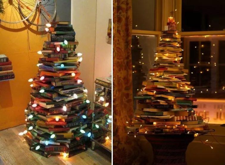 Top 10 de Arbolitos de Navidad unicos y creativos libros