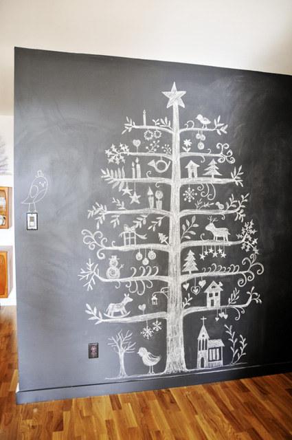 Top 10 de Arbolitos de Navidad unicos y creativos tiza