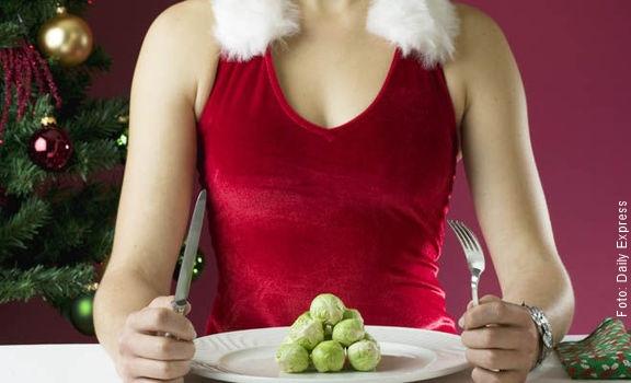 ¿Cómo hacer para adelgazar en Navidad? Dieta de adelgazamiento