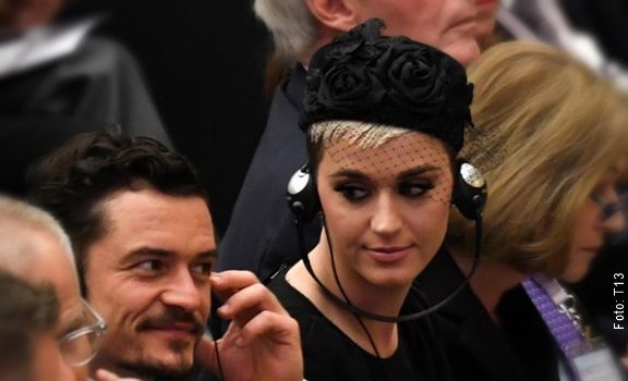 ¿Pagarías para salir con tu pareja? Katy Perry y Orlando Bloom sí