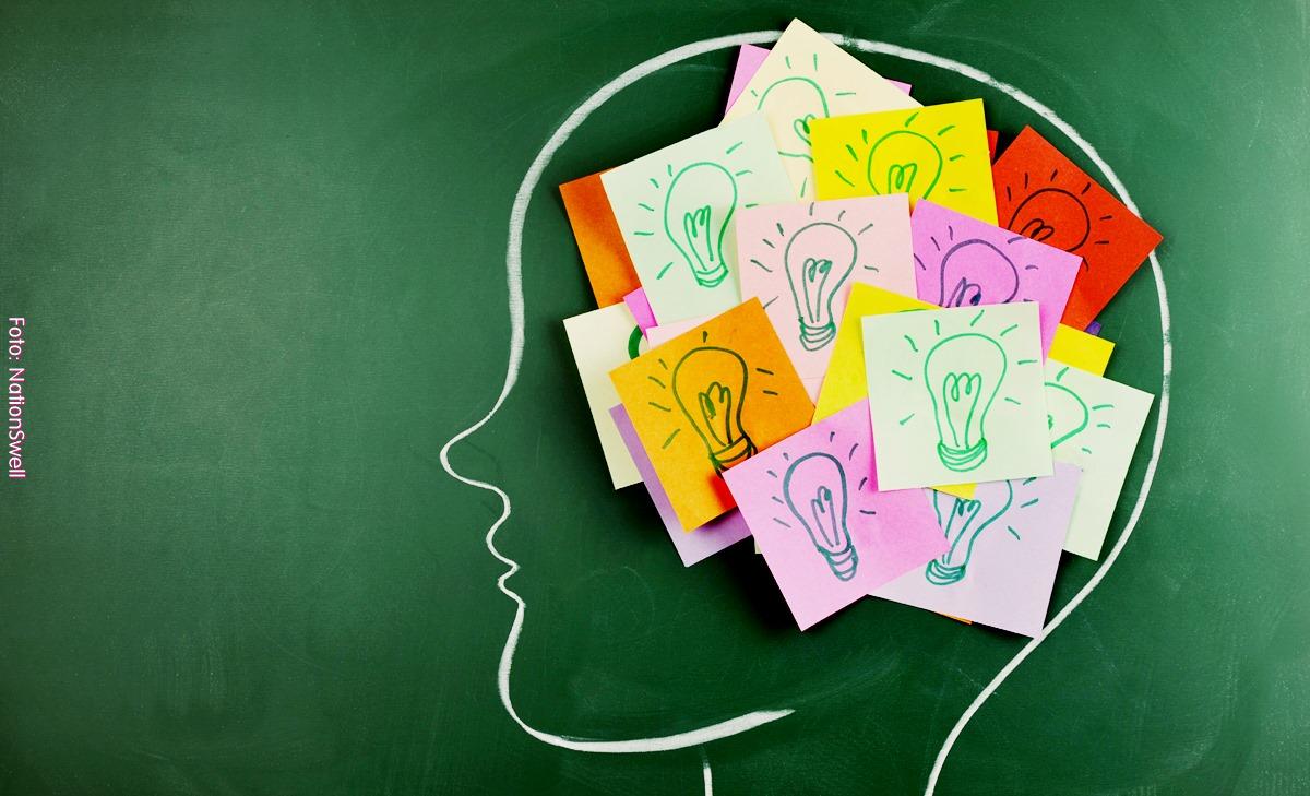 4 consejos para mantener activo tu cerebro Portada