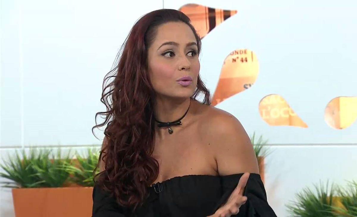 Ana Lucía Dominguez se sincera sobre su aumento de busto
