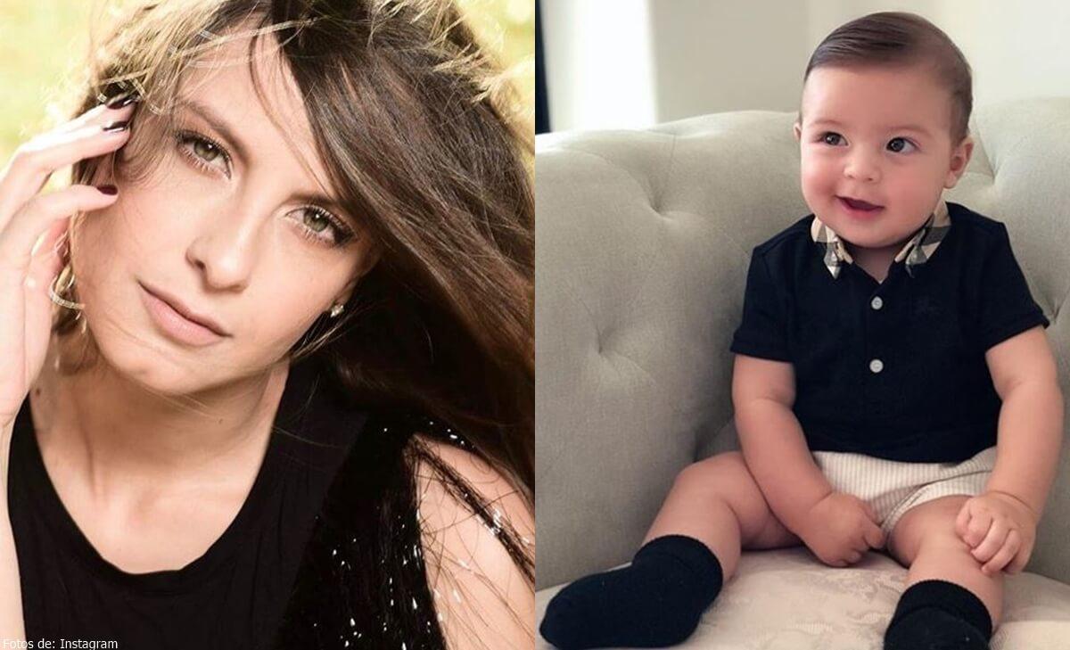 El hijo de Laura Acuña dijo su primera palabra y ella le reclamó