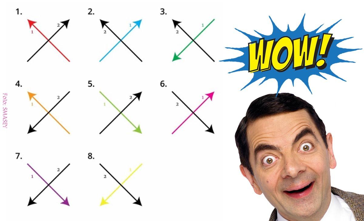Eres rebelde o equilibrado La letra X te podría definir Portada