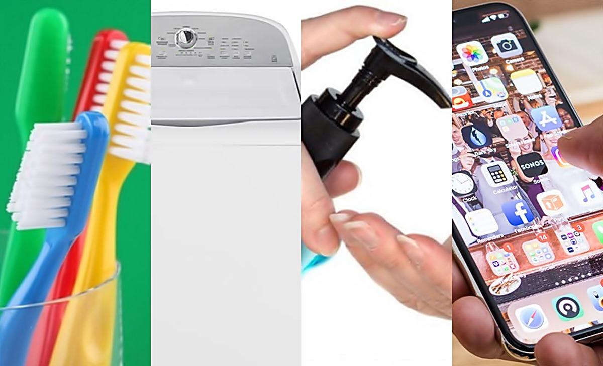 Esta lista de objetos podría estar dañando tu salud (Primera parte)