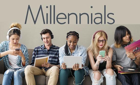 Estas son las palabras más utilizadas por los millennials