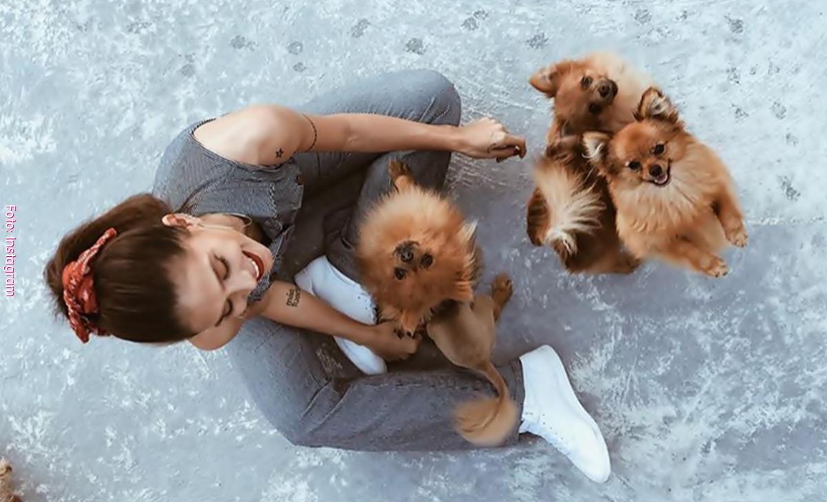 Estos son los animales de Greeicy Rendón en Instagram Valla