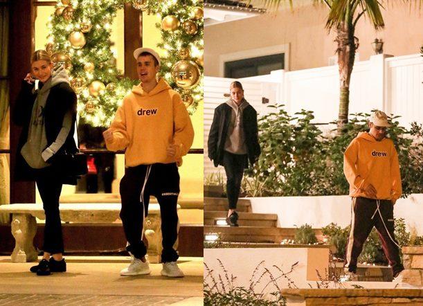 Foto de Justin Bieber y Hailey Baldwin