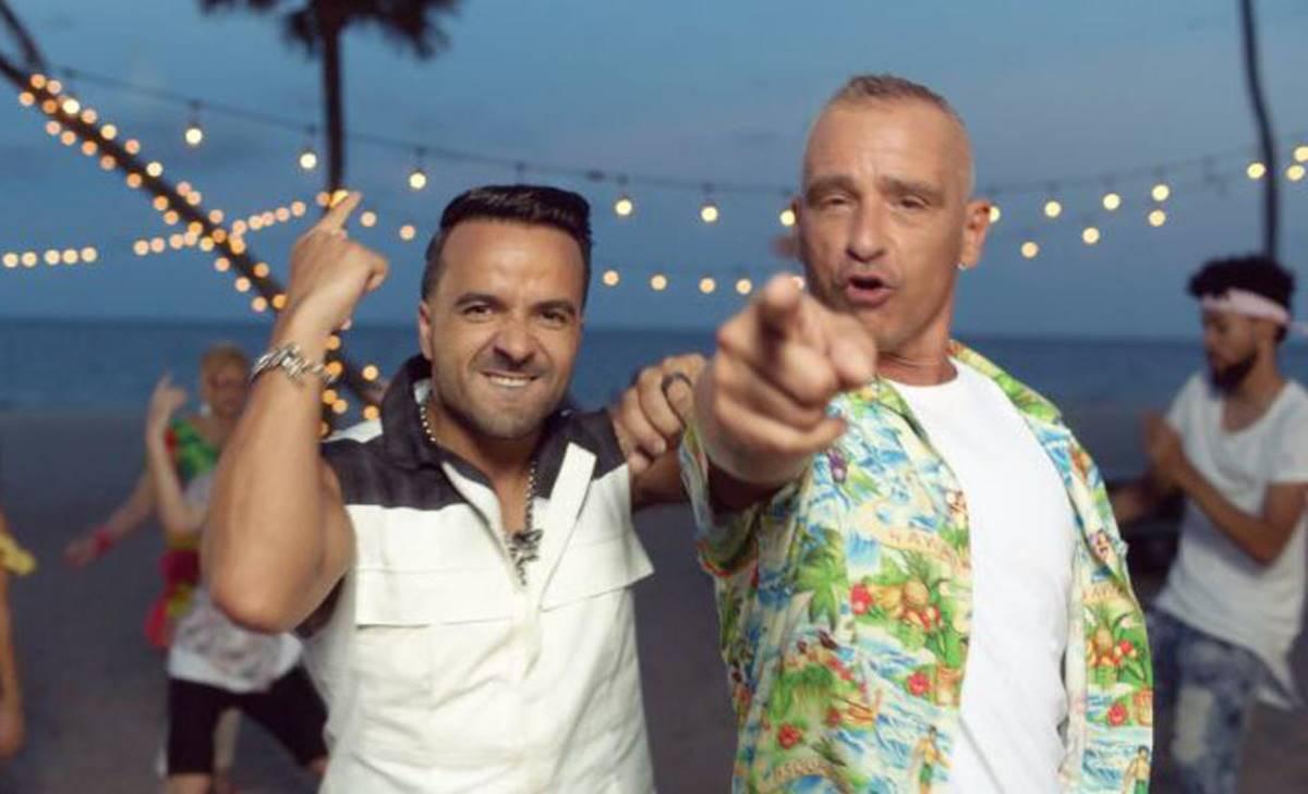 La música Luis Fonsi da un giro con Eros Ramazzotti