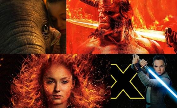 Las 10 películas de 2019 más esperadas por el público
