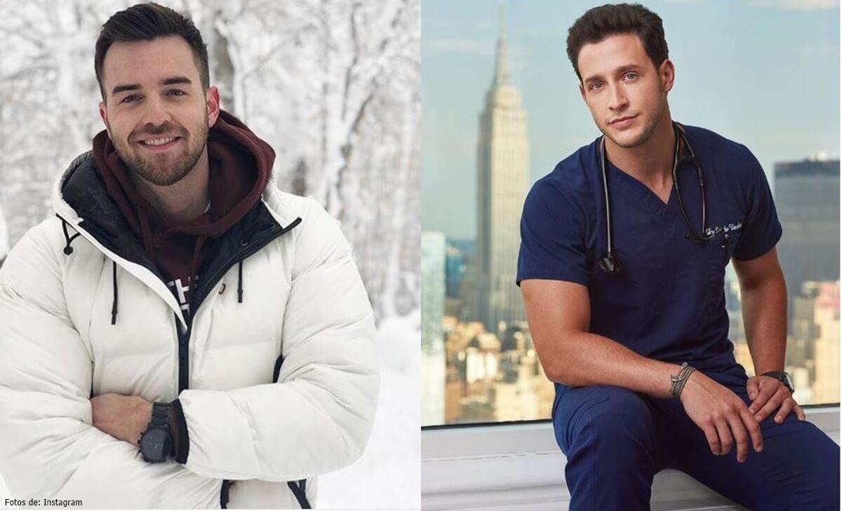 fotos de doctores más sexys