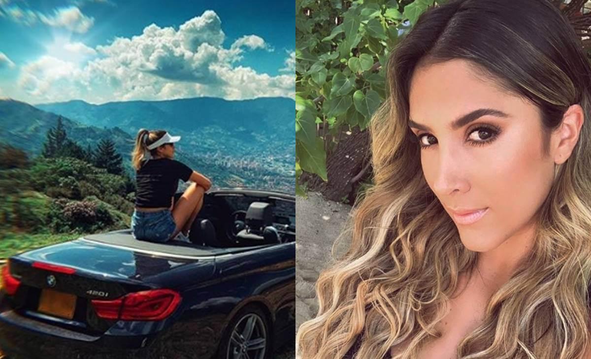 Llueven críticas en Instagram de Daniela Ospina... ¿por sus tenis?