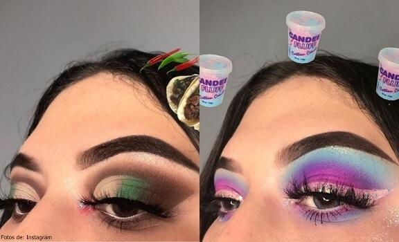 Fotos de maquillaje para ojos