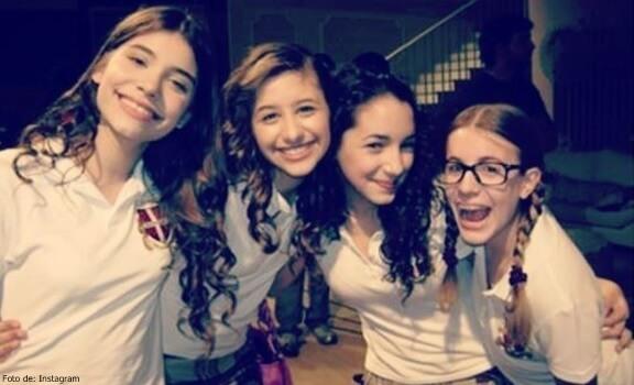 Foto de actrices de Patito Feo
