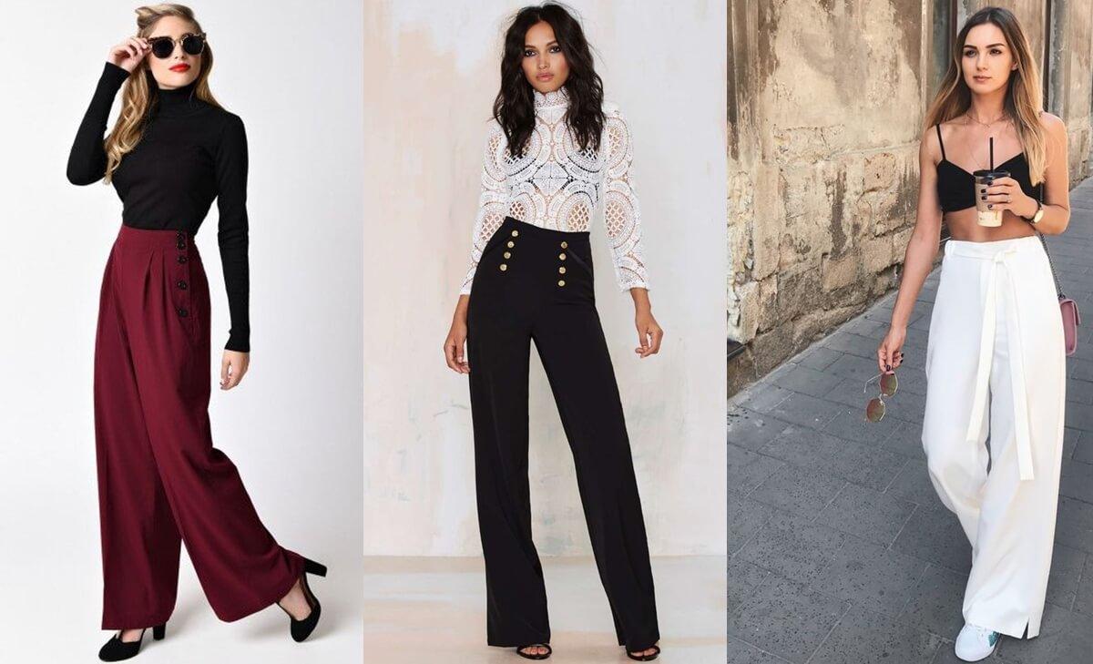 Pantalones de tiro alto que te harán lucir espectacular