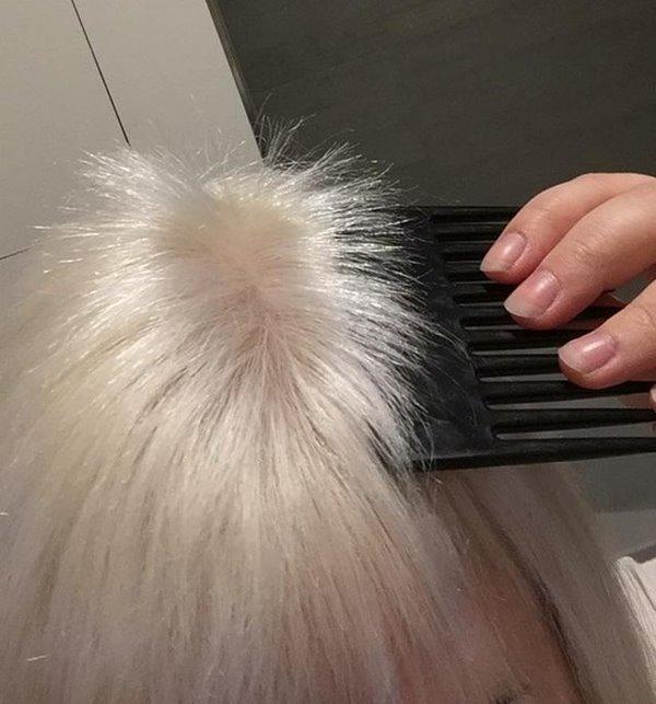 Peores cortes de cabello: ¿Decolorar el pelo puede dejarlo más corto? Pueeeeeees...
