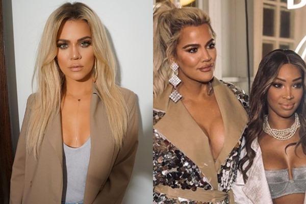 Antes y después de Khloé Kardashian