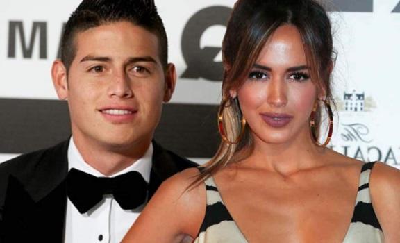 ¿Qué le regaló James Rodríguez a su novia de cumpleaños?
